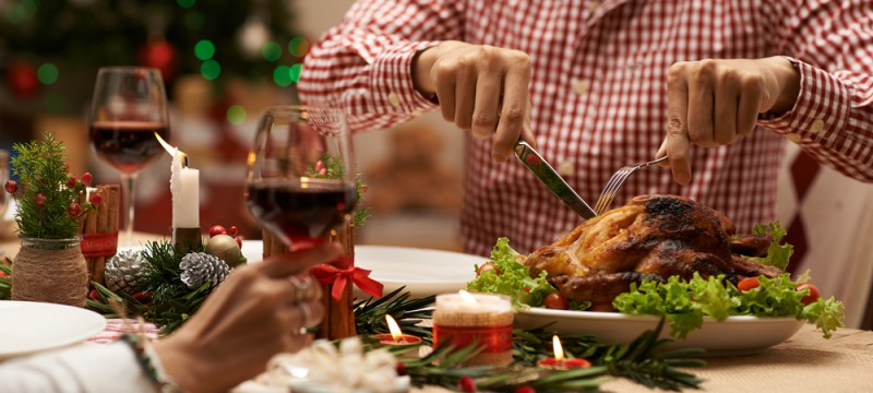 Cinco consejos para no desperdiciar comida esta navidad