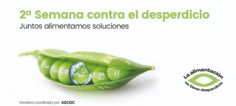 Grandes chefs de la gastronomía española se unen a la 2ª Semana contra el Desperdicio Alimentario