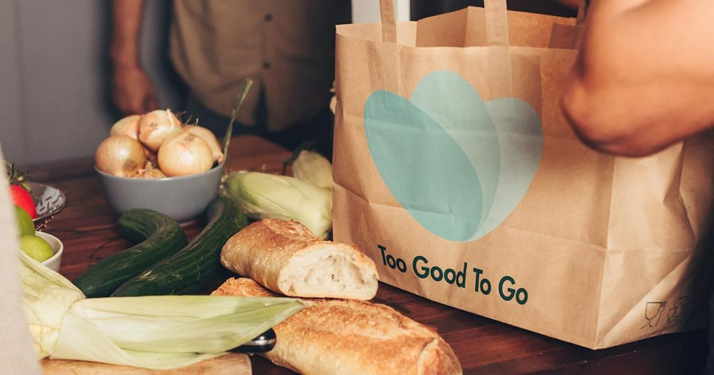 Too good to go. Apps para reducir el desperdicio de alimentos