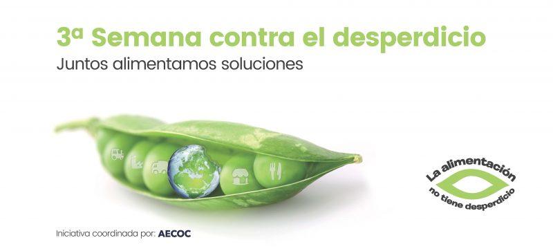 Empresas, consumidores y ayuntamientos participarán en la 3ª Semana contra el desperdicio alimentario